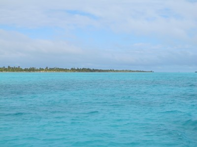 Open Water in Belize
