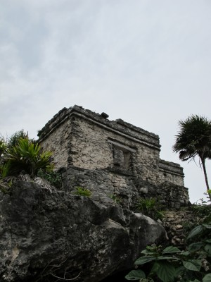 Tulum Ruins in Mexico