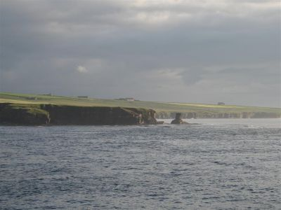 Ferry Trip to the Orkney Islands